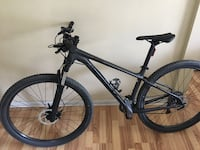 Trek 2019 X Caliber 7black and gray hardtail mountain bike Fort Erie, L2A 2G9