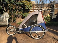 Child bicycle trailer Fort Worth, 76107