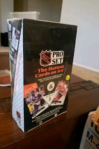 Hockey card collection 5000 basketball NHL pro set