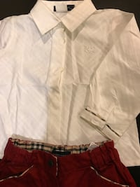 Burberry outfit size 12 months Gaithersburg, 20879