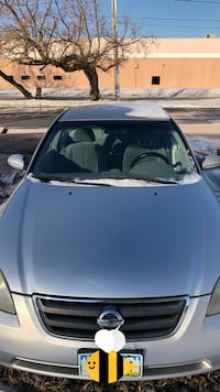 2004 Nissan Altima 2.5 S AT