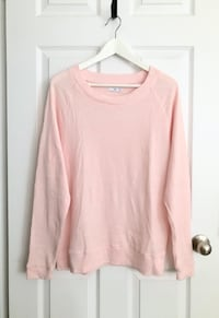 TNA light pink waffle top Mississauga, L5M 6C6
