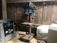 Bench drill press  Waynesfield, 45896