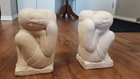 sand stone bookends