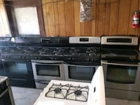 black/stainless stoves starting at 240 Dearborn Heights, 48127