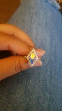 Size 8 ring Sierra Vista, 85635