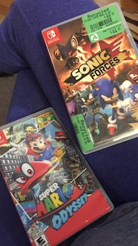 Nintendo switch games Toronto, M1H 2L3