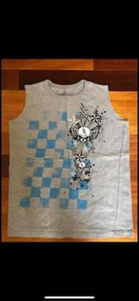 Boy's sleeveless shirt size XL