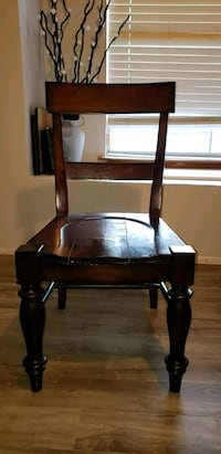 6 Solid cherry wood chairs Albuquerque, 87120