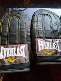 two black and gray leather bags 64 km