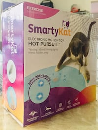 New Unused Smarty Kat Hot Pursuit Motion Toy
