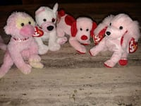 Valentine TY Babies  South Bend, 46619