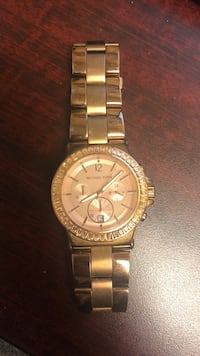 Michael Kors Rose Gold Watch San Diego, 92116