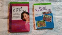 2 American Girl Books, In excellent condition $3.00 for one or $5.00 for both Manassas