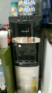 black and gray Primo water dispenser Los Angeles, 90005