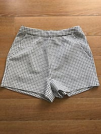 High waisted Black & White Shorts!! Calgary, T3P 1H4