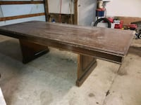 Solid wood table Lancaster, 43130