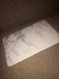 MacBook Air 11 inch White Marble Case + Keyboard Cover Calgary, T3B 5Y9