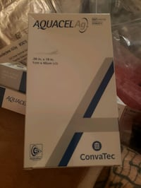 Medical supply's i have atleast 5 auaucel Aga acouplle of the ag extra