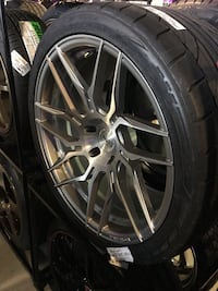 Rohana 20x9/11 Staggered 5x120 RFX10 WAS $3499.99 NOW $2799.99! BRAND NEW Indianapolis, 46227