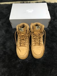 Nike Wheat Air Force 1's Glen Burnie, 21061