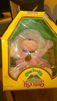 Cabbage Patch Kids koosas Harlingen, 78552