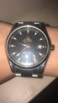 Omega watch trade only.