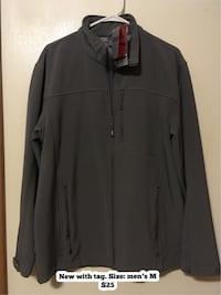 NEW. Soft Shell Men's Jacket