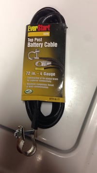 top post battery cable  Alexandria, 22303