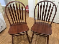 Solid wood chairs Hinsdale, 60521