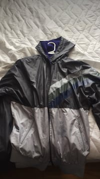 black and gray zip-up jacket Bedford, B4A 3K5