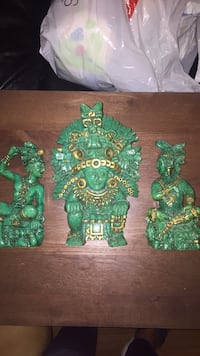 Collectible figures from Mexico  Stamford, 06902