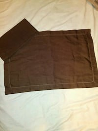 Brown Noble Excellence placemat and napkin set Memphis, 38122
