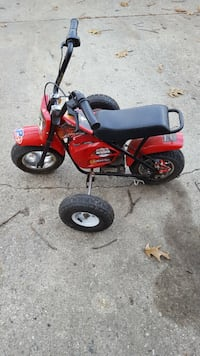 Used Kids motovox electric dirt bike- price dropped for ...