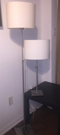 Floor and table lamps in perfect condition. Oakville, L6H 0J2