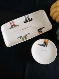 Rae Dunn Bewitched Serveware Set  New Bedford, 02745