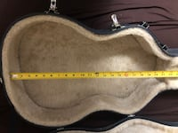 Accustic guitar case