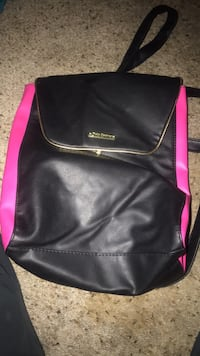 Juicy Couture bag. Pink and black brand new never used. $20 OBO Gilbert, 85234