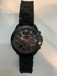 Michael Kors Black Mens Watch For Sale!