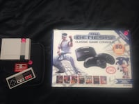 Nintendo Classic Edition vs Sega Genesis Classic Edition Console- 110 games- $150- FIRM- Only today Royal Oaks, 95076