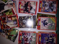 football trading card collection Salem