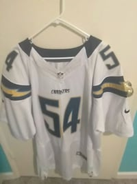 Charger jersey #54 Riverside, 92503