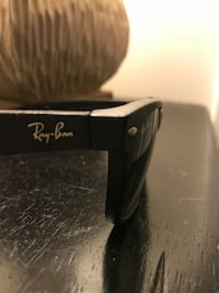 Black ray ban sunglasses  Fairfax, 22030