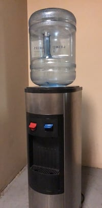 black and gray water dispenser Vancouver, V6Z 1L4
