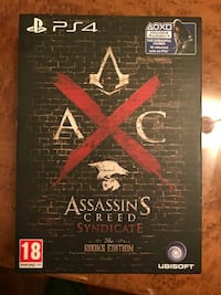 Assassin's Creed Syndacate Rooks Edition per PS4