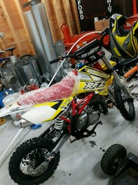 apallo 110cc dirt bike Chelmsford, 01824