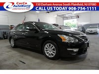 2015 Nissan Altima BLACK S Plainfield, 07080