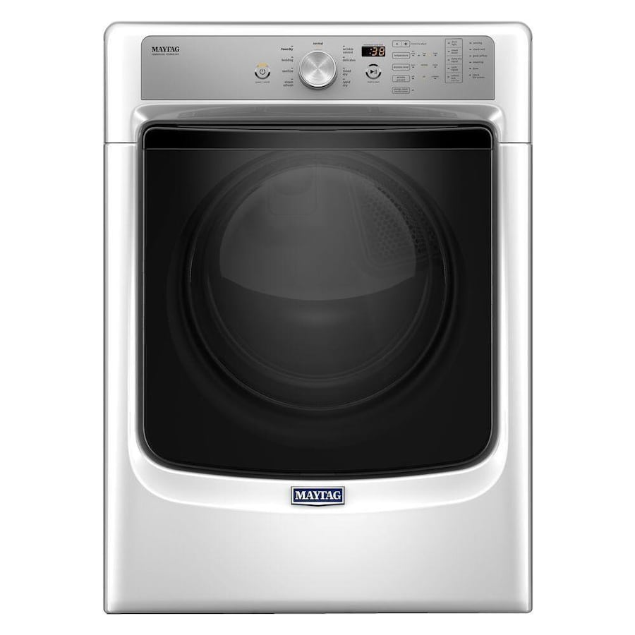 7.4 cu. ft. Maytag Electric Vented Dryer with Steam & PowerDry System