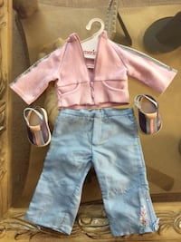 "American girl doll 18"" doll. Jessup, 20794"