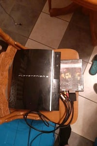 Playstation 3 with god of war